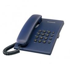 KX-TS500FXC Panasonic stolni telefon plavi