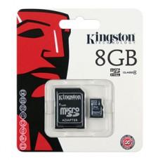 MICRO SD 8GB KINGSTON SDHC