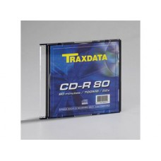 CD-R,TRAXDATASLIM BOX ,