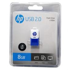 USB STIK 8GB HP Blue